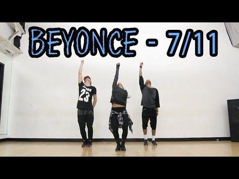 BEYONCE - 7/11 Dance Video | @MattSteffanina Choreography (Intermediate Hip  Hop Routine