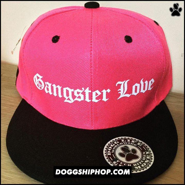 GANGSTA LOVE   Vos también querés una gorra personalizada?   Pedila en: doggshiphop@gmail.com