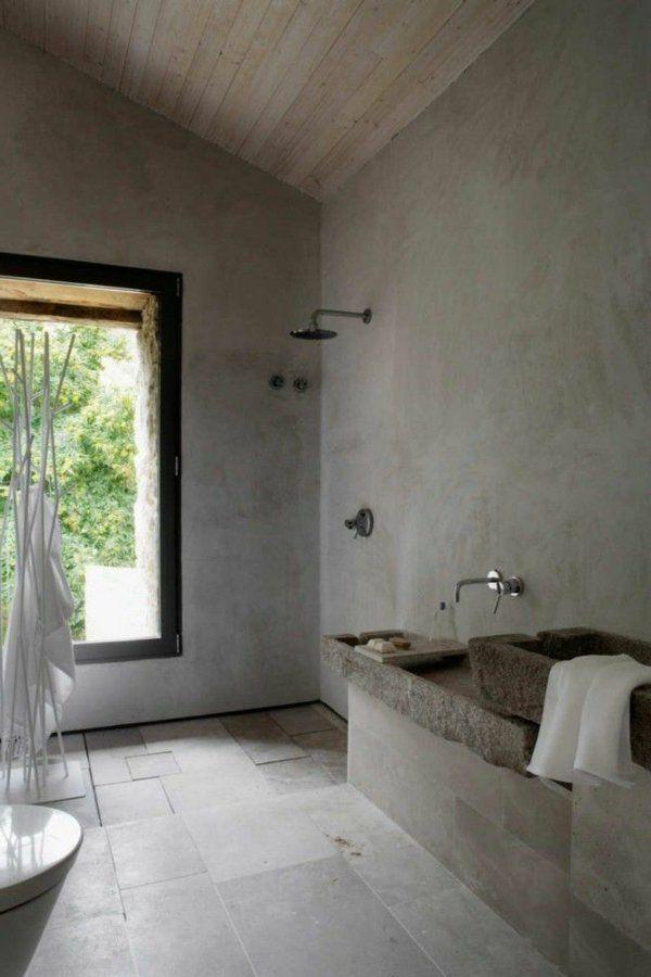 Une Salle De Bain Sous Pente Ou Sous Combles En 52 Photos! | Style