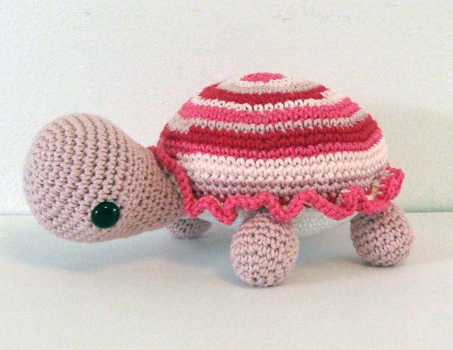 Ravelry: Turta pattern by This is Suzy   Amigurumis   Pinterest