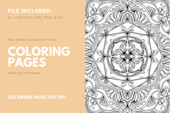 Epingle Sur Graphic Coloring Pages Books Adults