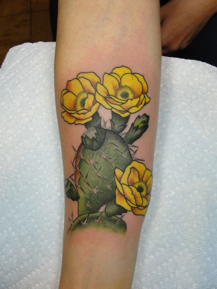 cactus flower art tattoo google search tattoos pinterest rh pinterest co uk floral cactus tattoo floral cactus tattoo