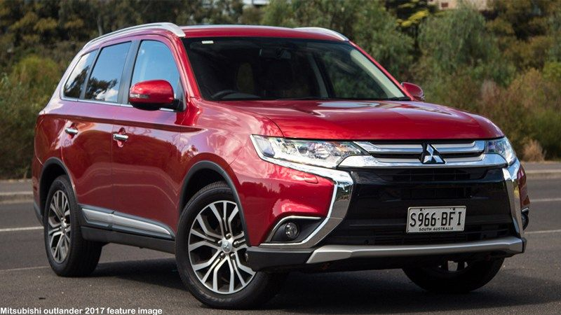 Mitsubishi Outlander 2017 Launch in India Mitsubishi