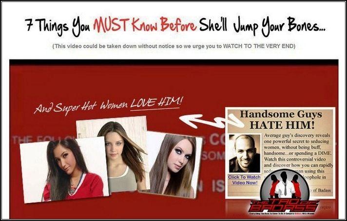 tao of badass online dating Dating-Angebot cpa