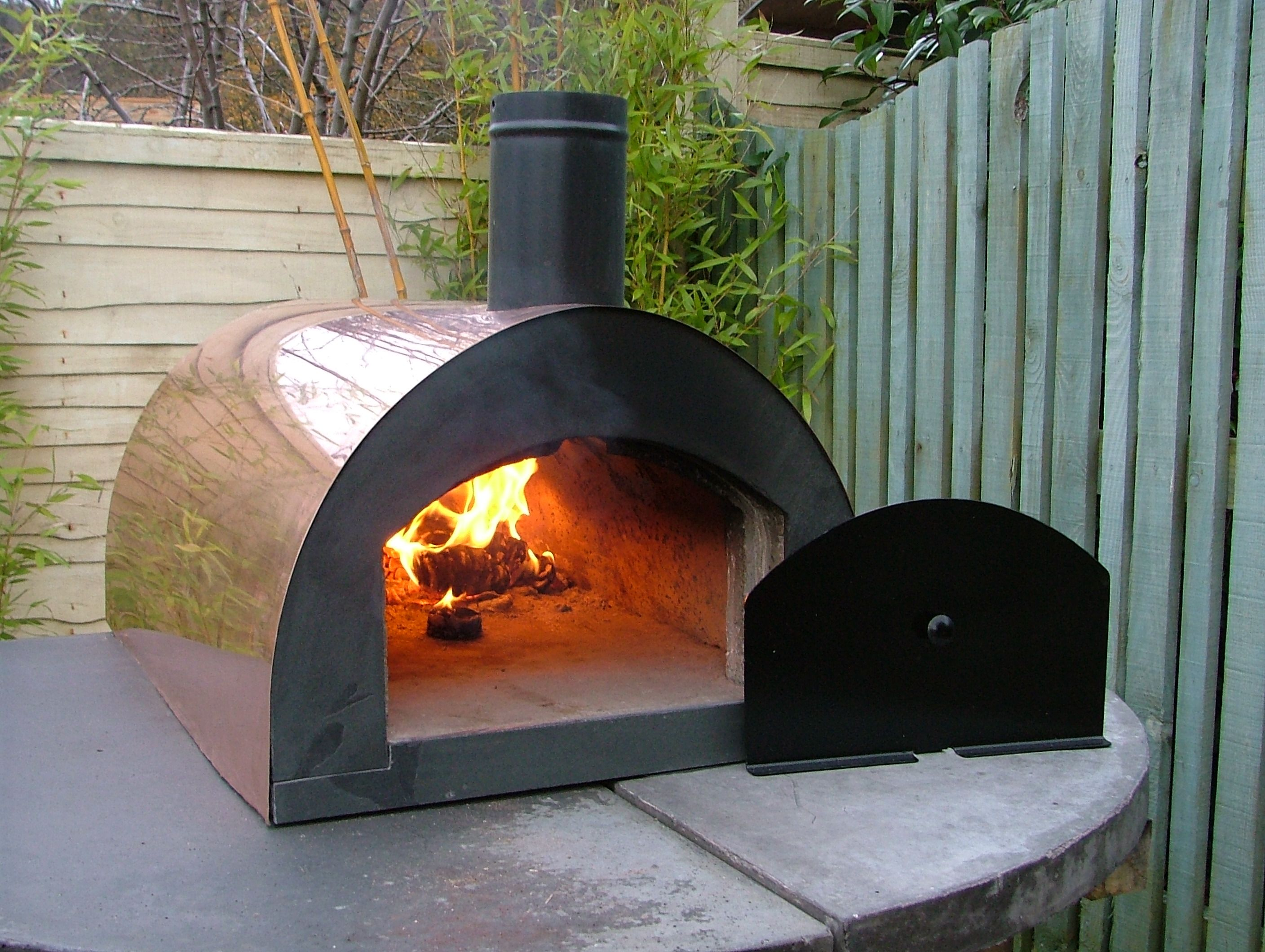 See How You Can Have Your Own Wood Fire Ovens Fornos Fogao