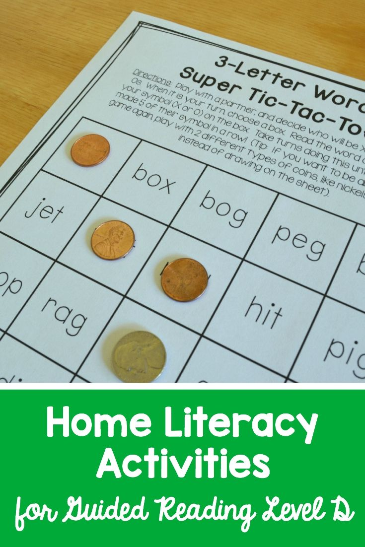 My students loved games like 3-letter-word super tic-tac-toe! This ...