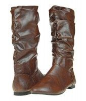 "Faux leather boots"" data-componentType=""MODAL_PIN"