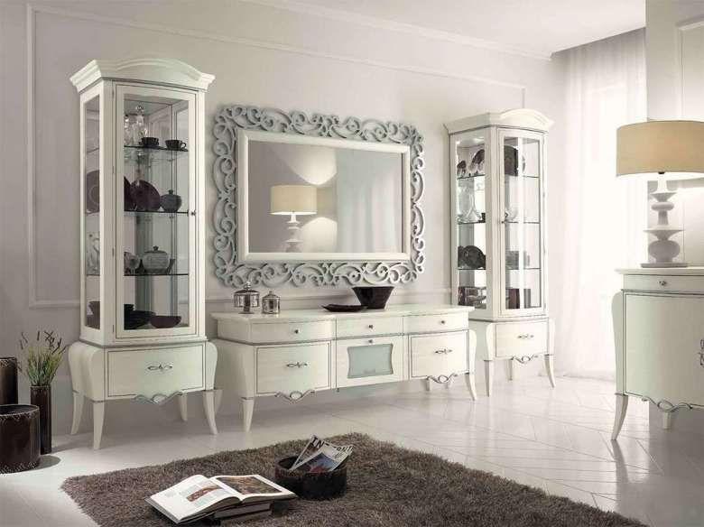 Pareti Attrezzate Classiche 2017 Idee Arredamento Soggiorno Design Della Sala Da Pranzo Interior Design Per La Casa