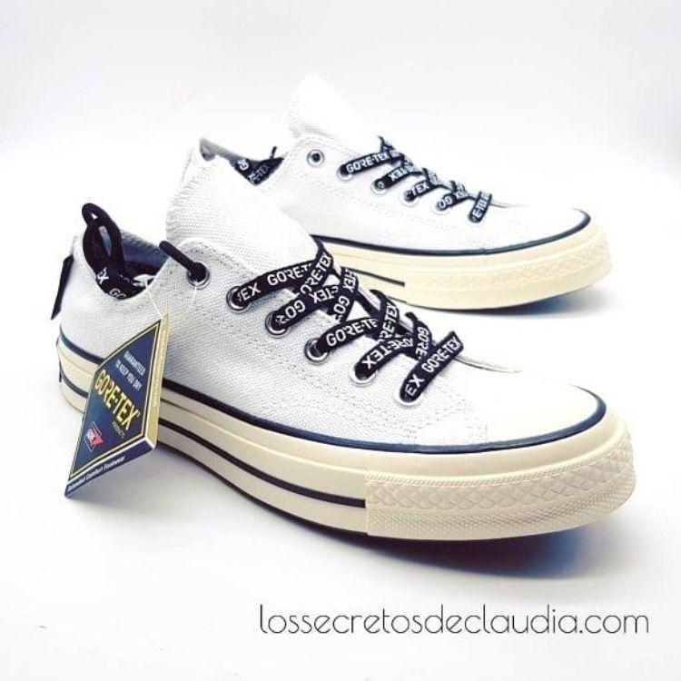 zapatillas converse blancas 37