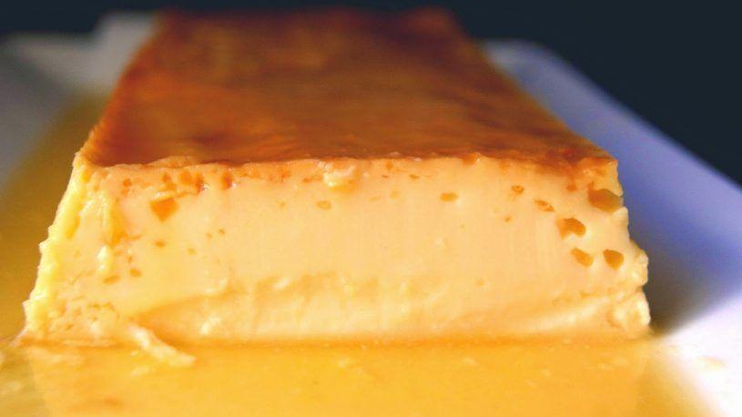 Flan de nata - La cocina de Masito