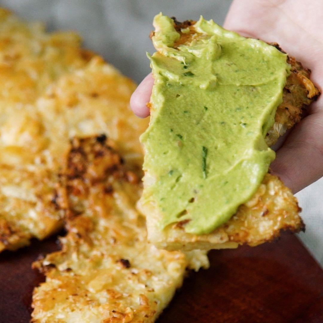 Pan de Coliflor y Ajo ~ Receta | Receta | Comida vegana recetas, Comida  vegetariana recetas, Comida vegetariana