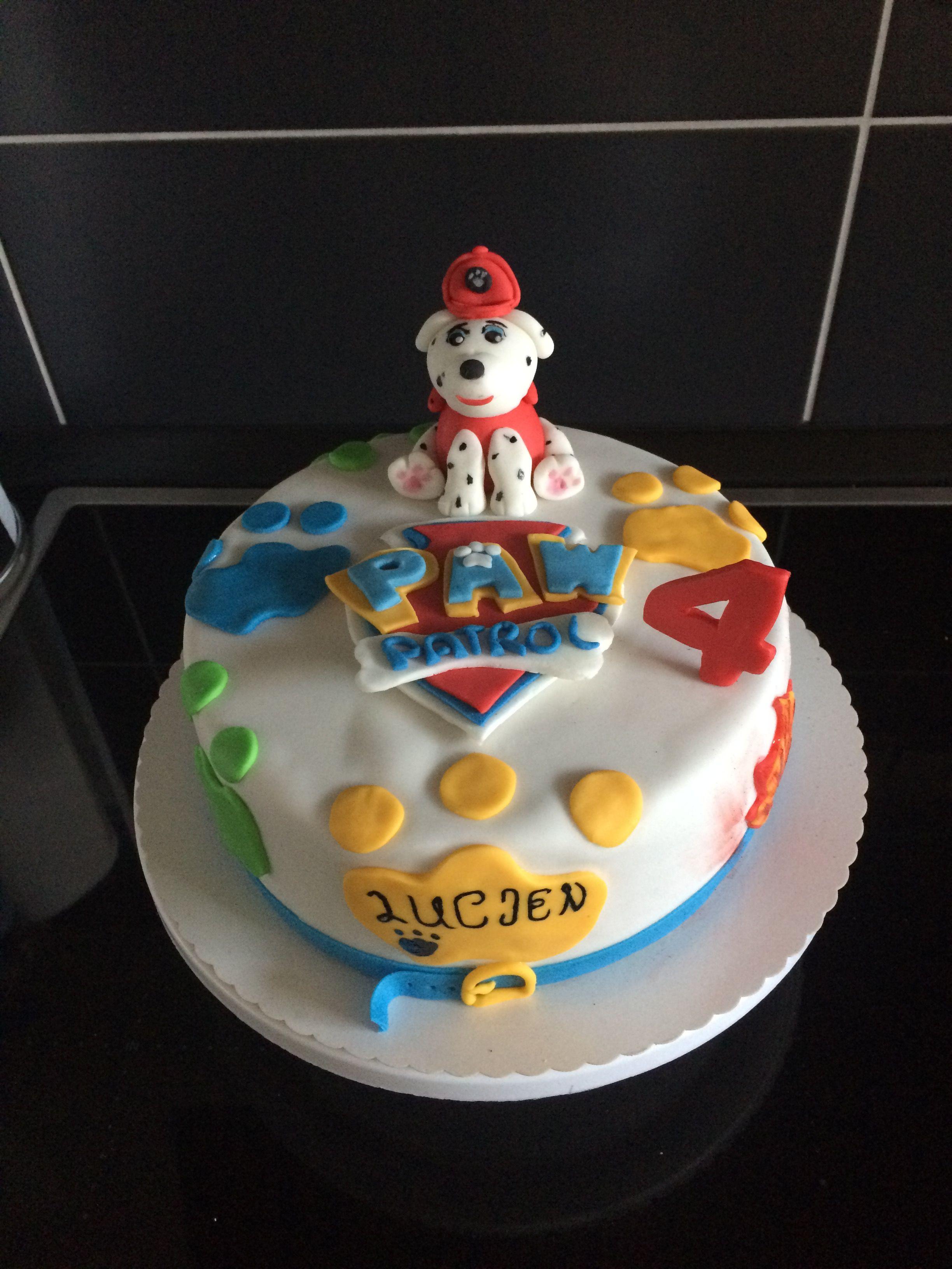 Paw Patrol Torte Eigene Tortenkreationen