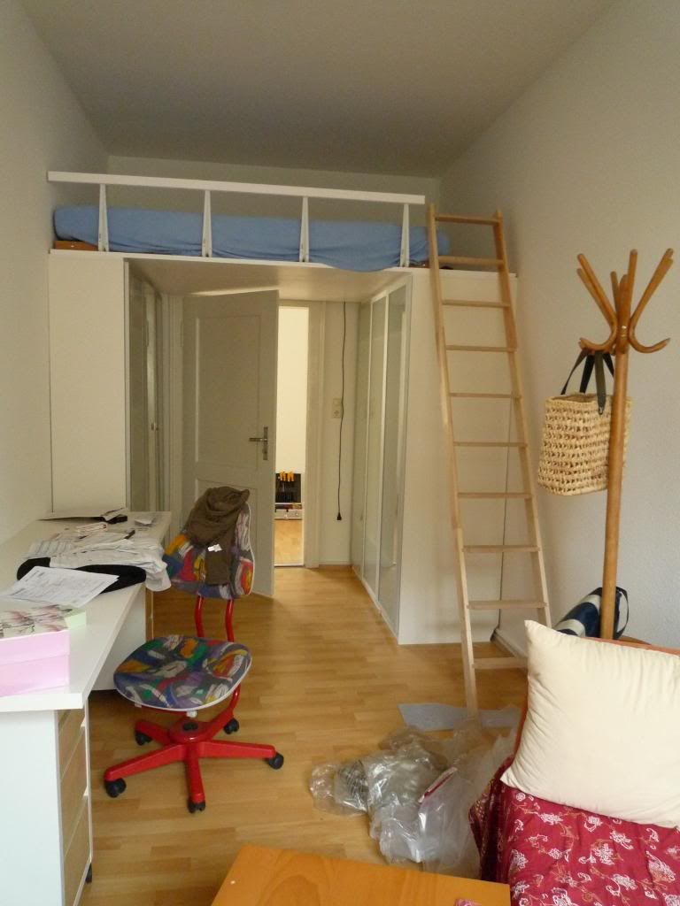 Bildergebnis Fur Kleines Zimmer Einrichten Mit Hochbett