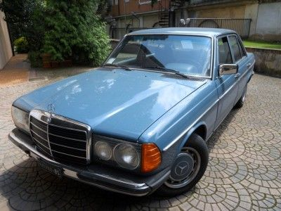 1978 mercedesbenz 200 w123 for sale mercedes for Mercedes benz w123 for sale