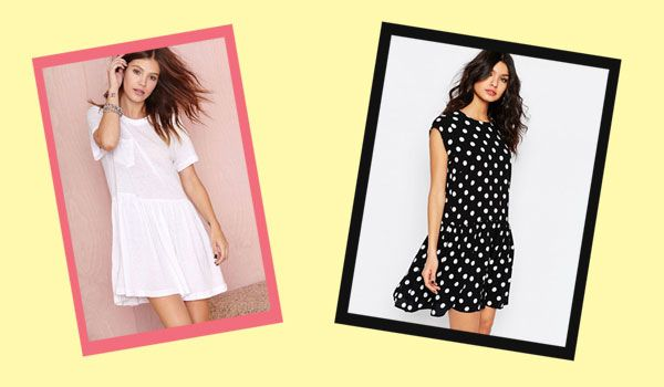 BB TREND TAPPING: DROP WAIST DRESSES