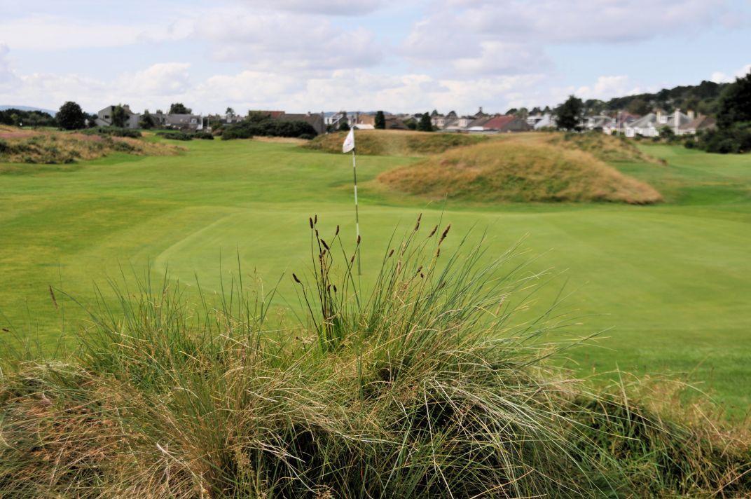 31++ Ashludie golf course information
