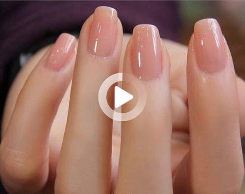 I love the colour.! Beautiful naturel nails. #nails #nailmakeup #manicure
