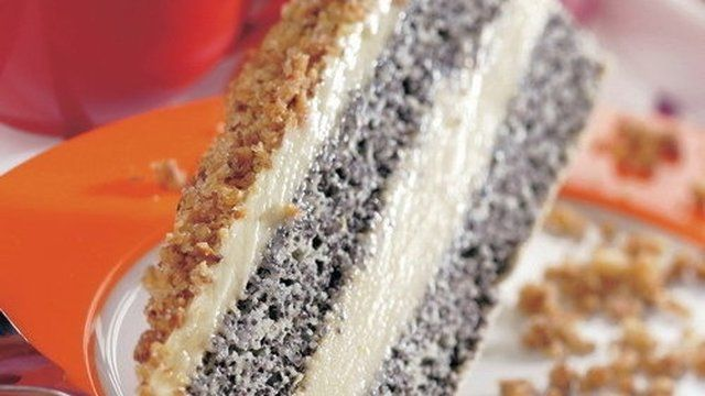 Výborný makový koláč