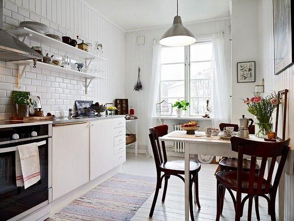 white floor white cabinets | Dream Home | Pinterest | Petra, Cocinas ...