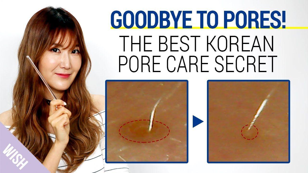 Korean Pore Care Secret With The Best Pore Minimizing Products
