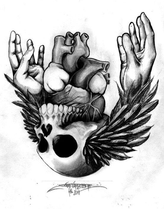 aesop rock - Google Search | art | Rock tattoo, Skull