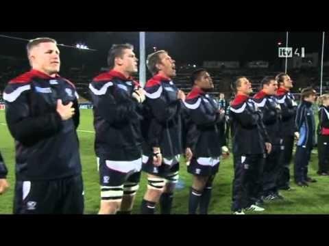Rwc 2011 Usa Vs Russia Anthem Youtube Anthem National Anthem 6 Music