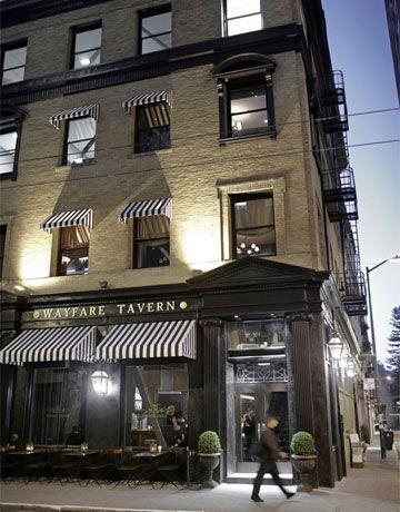 Wayfare Tavern In San Franciscotyler Florences Place Places