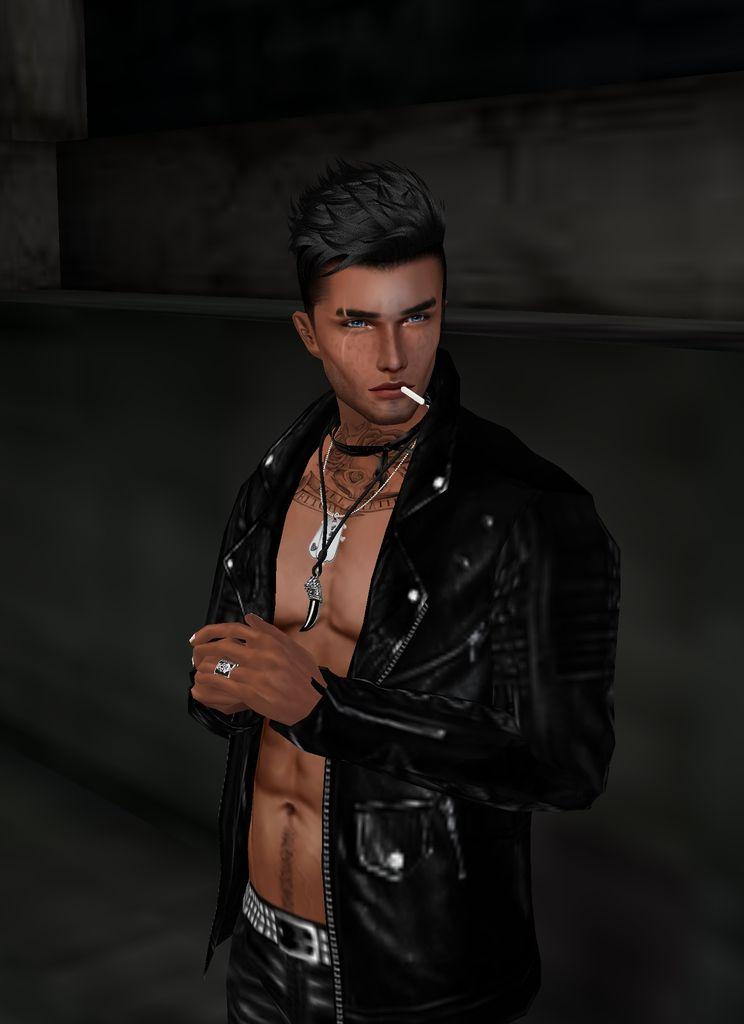 Sexy male avatars