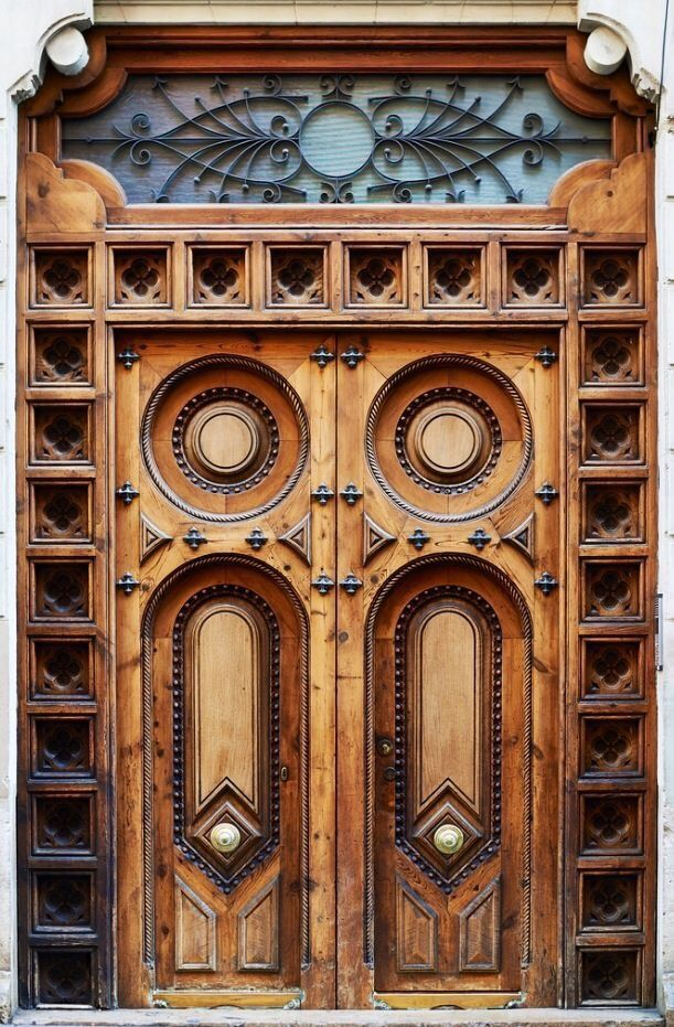 amazing carved wooden doors & amazing carved wooden doors | Architecture \u0026 artifacts | Pinterest ...
