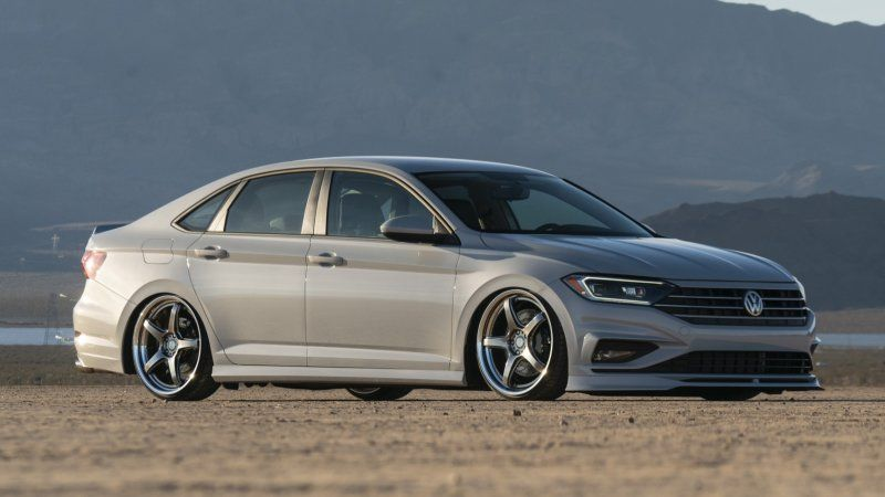 2019 Volkswagen Jettas Customized For Sema Show Volkswagen Jetta