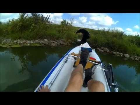 Pedal Prop- Add on pedal propulsion system for paddle sport
