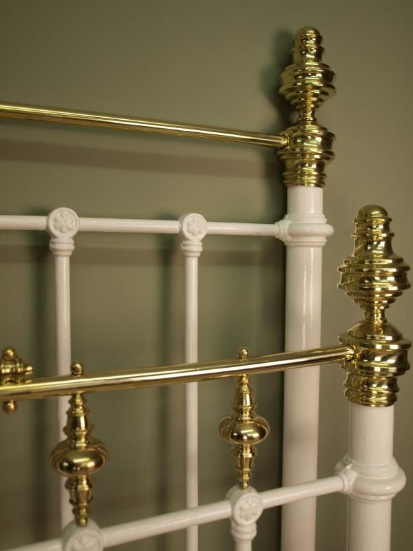 22 Painted Brass Beds Ideas Brass Bed Paint Brass Iron Bed