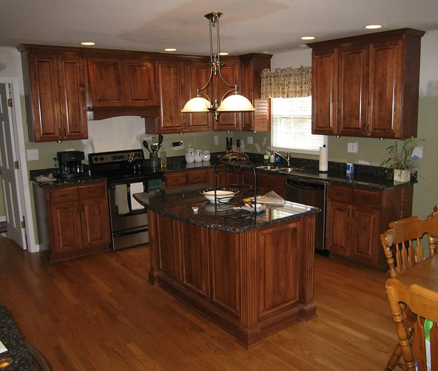 Gallery - Taylormade of Naperville   Kitchen refacing ...