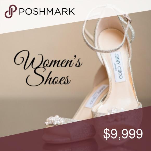 Latest ladies shoes, Shoe dept