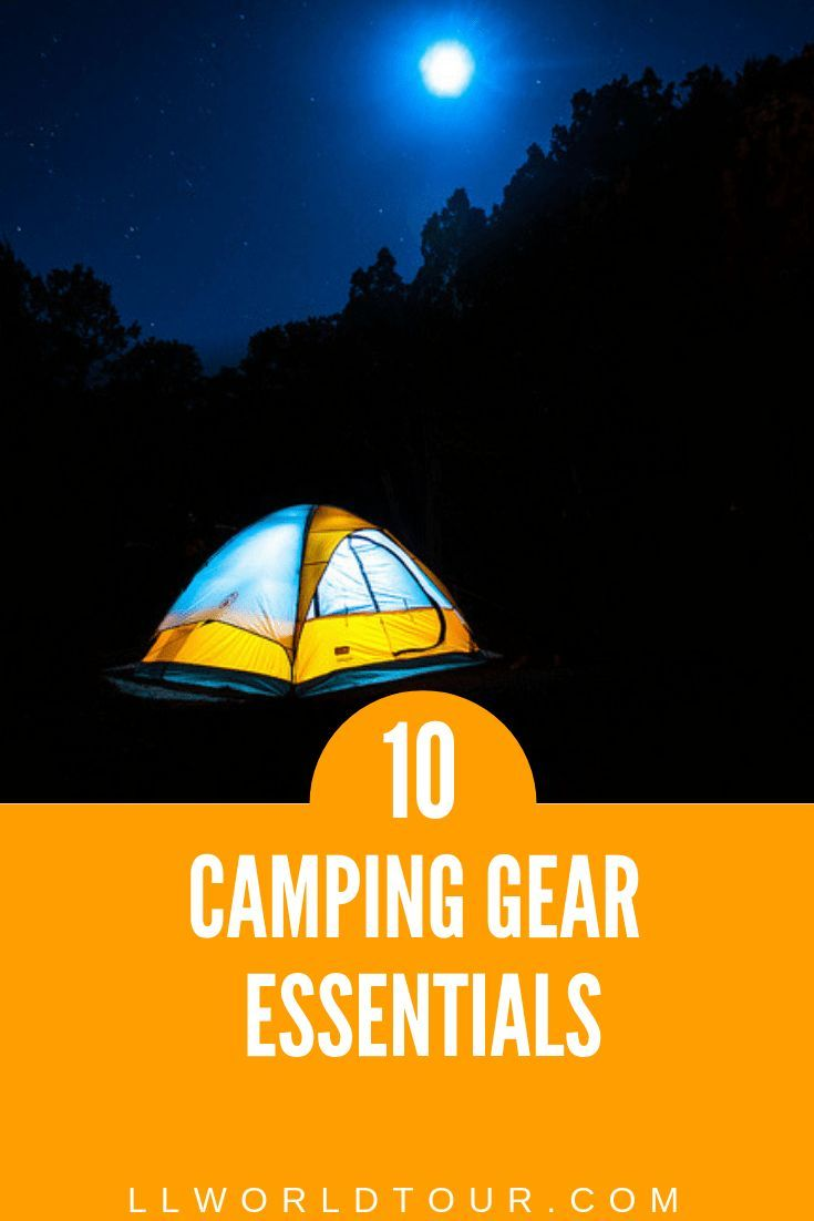 Photo of Camping 101: The 10 Essentials for Camping