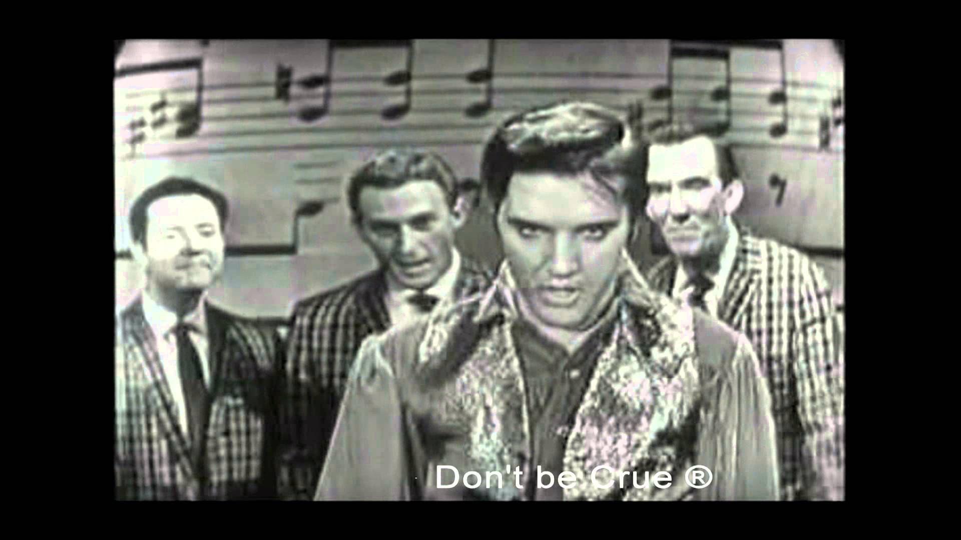 Elvis Presley Don T Be Cruel Song Elvis Presley Elvis Songs