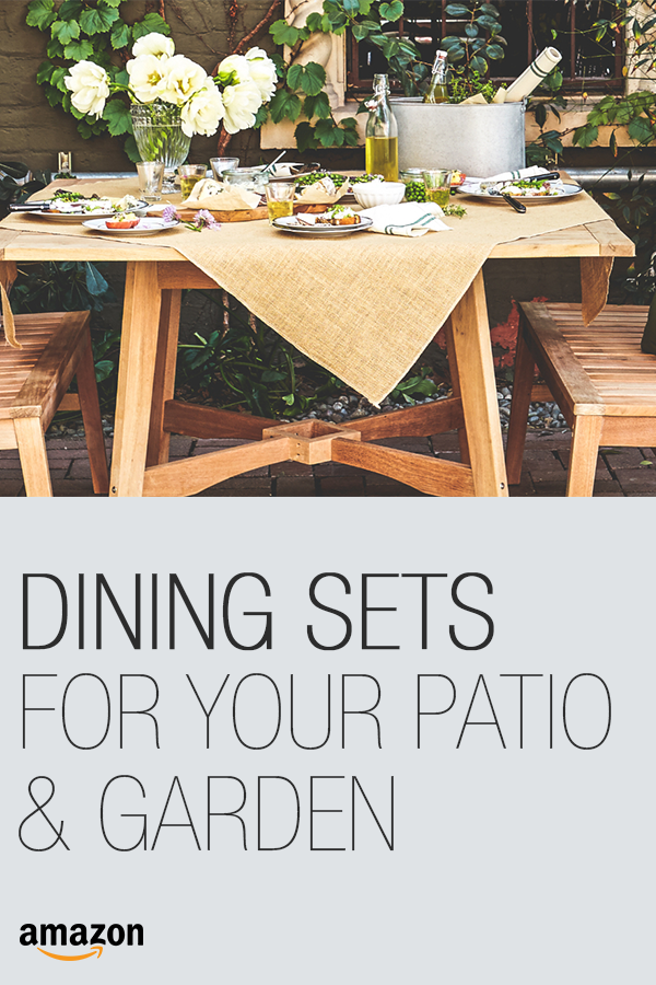 Top Rated Patio Furniture Sets And Accessories For The Garden