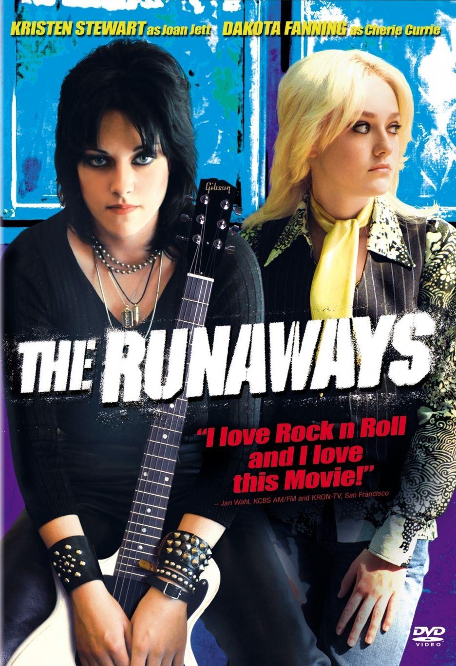 The Runaways (Kristen stewart and Dakota Fanning) | Movies and ...