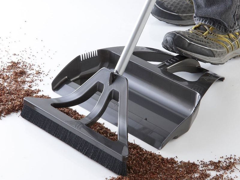 Wisp Broom Keep Your Broom And Your Floors Spic And Span Goodgood Broom And Dustpan Cleaning Broom