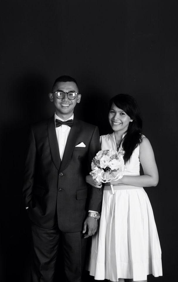 Black And White Concept Pre Wedding Photography Wedding Blacknwhite Concept