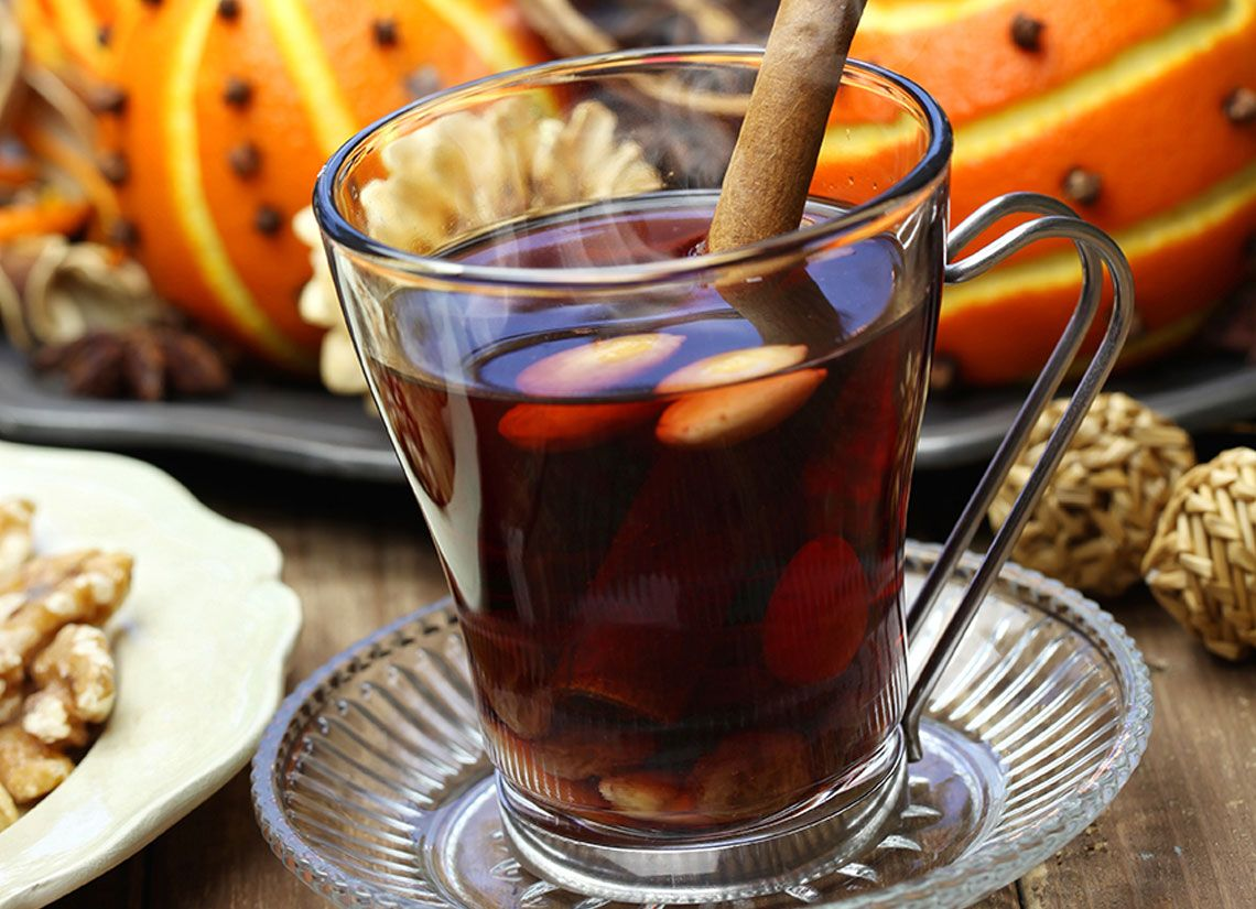 Vin fiert  Mulled wine