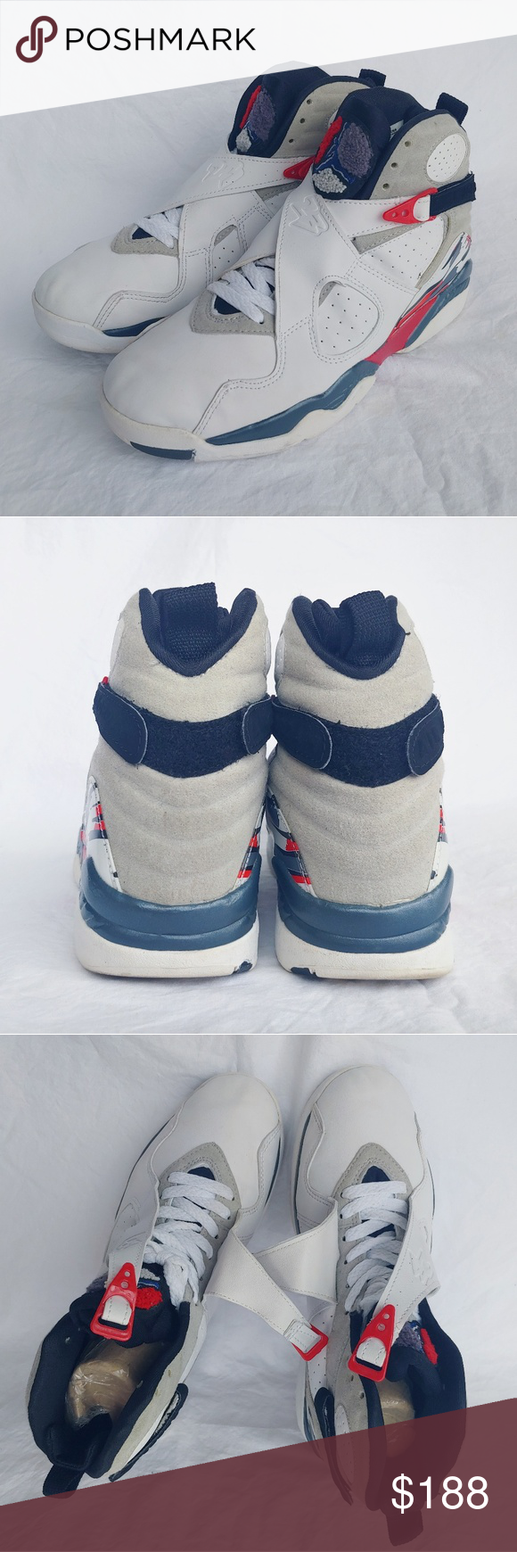 33f60df50248 Air Jordan VIII 8 Retro Size  10  Bugs Bunny  2003 Clean and in ...