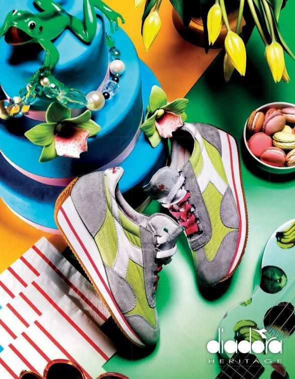 #Diadora Heritage: comfy and stylish sneakers!
