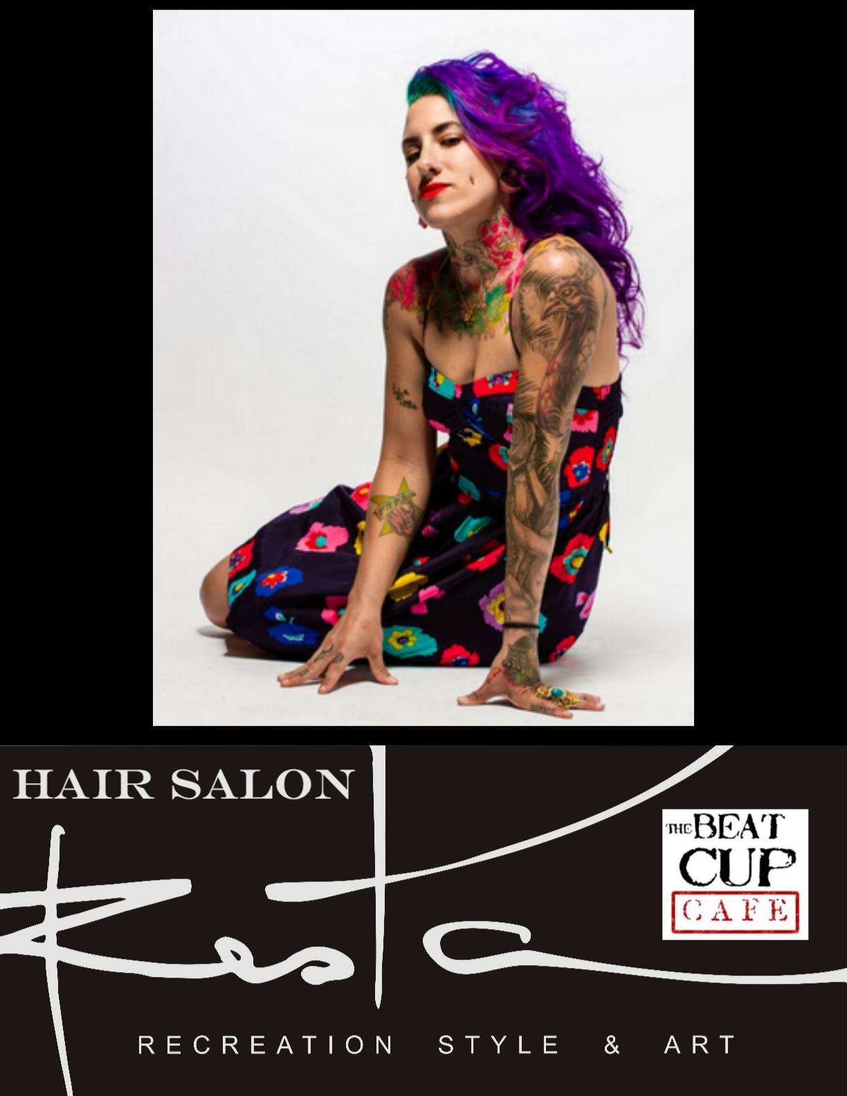 Hair Salon Resta The Beat Cup Cafe Delray Beach Boca Raton Boynton Beach Area Hair Salon Delray Beach Boynton Beach