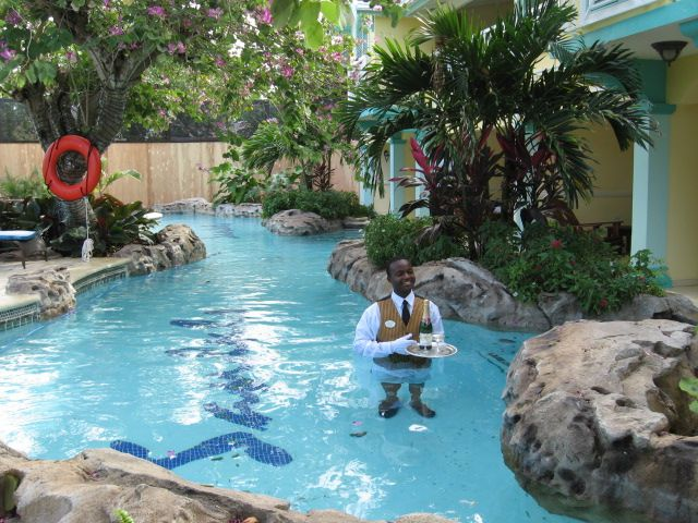 4745836f200d Swim up Suites at Sandals Royal Caribbean Jamaica. 336 454 3111 or visit  www.scullyusa2.com to take you away!