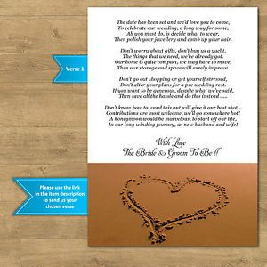 Wedding-Money-Gift-Voucher-Poem-Cards-For-Invites-A7-or-A6-Beach-Heart-In-Sand