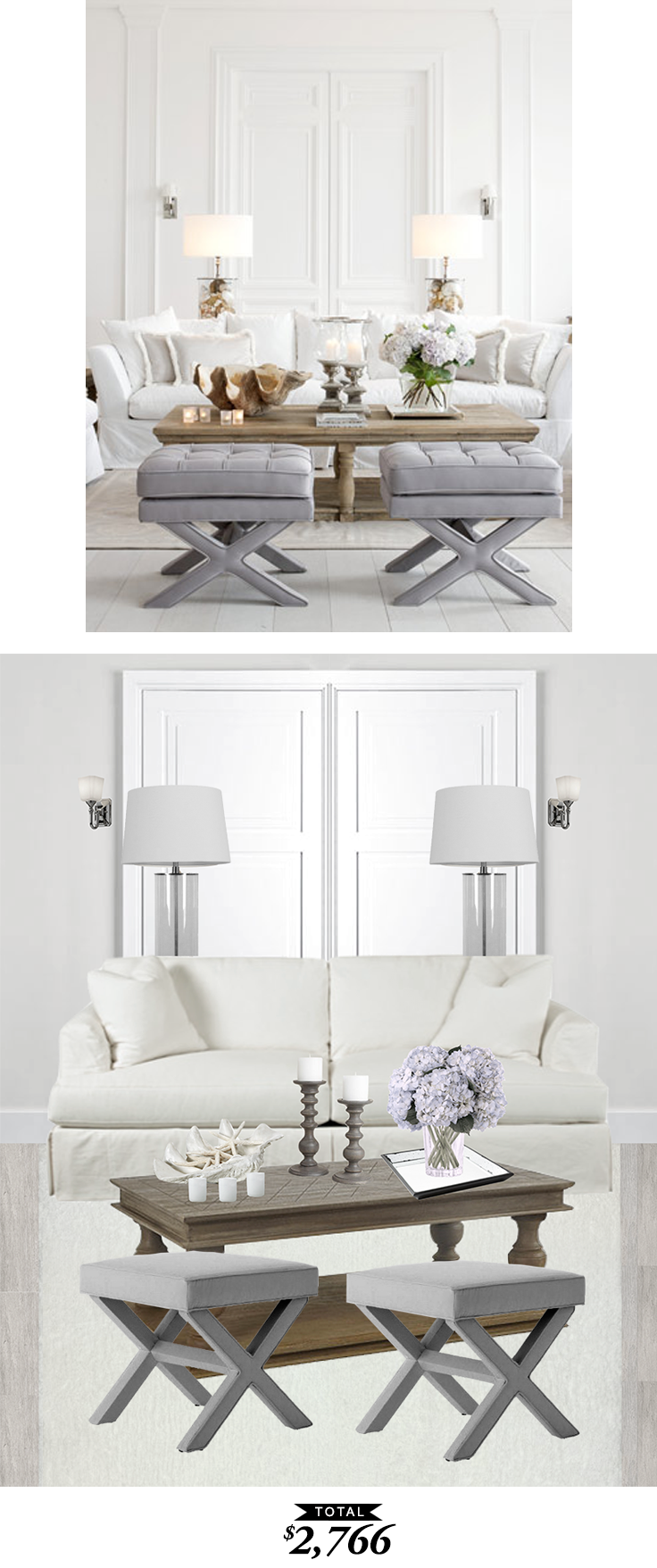 stylish coastal living rooms ideas e2. A Bright, White And Airy Coastal Living Room From Claire Hammond Interiors Recreated By @ Stylish Rooms Ideas E2