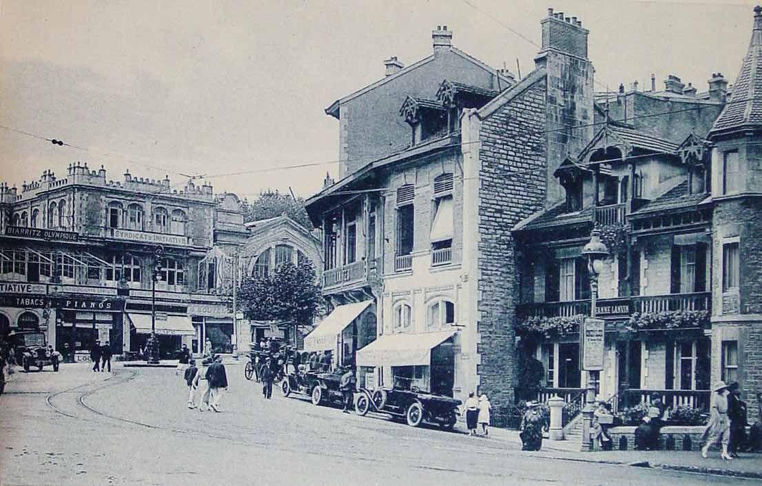 Biarritz  Hacia Los A U00f1os 1860  La Puso De Moda La