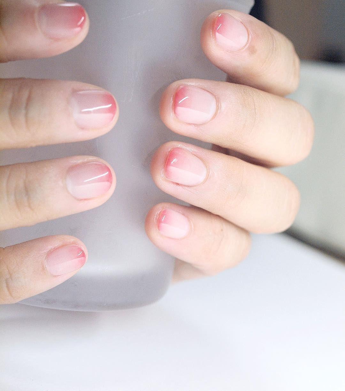 短い爪はこんなに可愛い♡必見!春のショートネイル見本帳