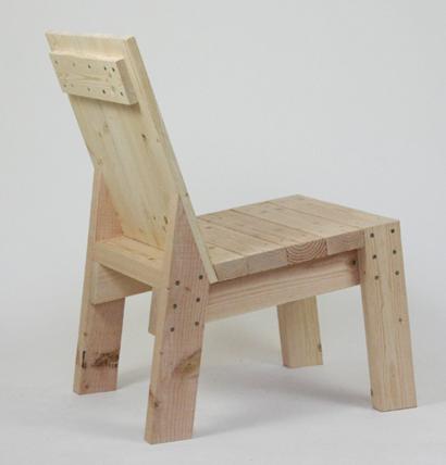 silla de pallets paletes epipla pinterest cadeiras moveis cadeira rustica. Black Bedroom Furniture Sets. Home Design Ideas